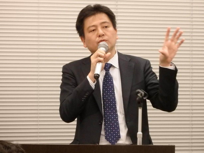 お悩みへの回答セッション<br/>東洋ビジネスエンジニアリング 常務取締役 羽田氏