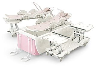 寝たまま介助入浴装置 「Giusto (ジュスト)」