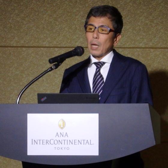 代表取締役社長 上野泰生