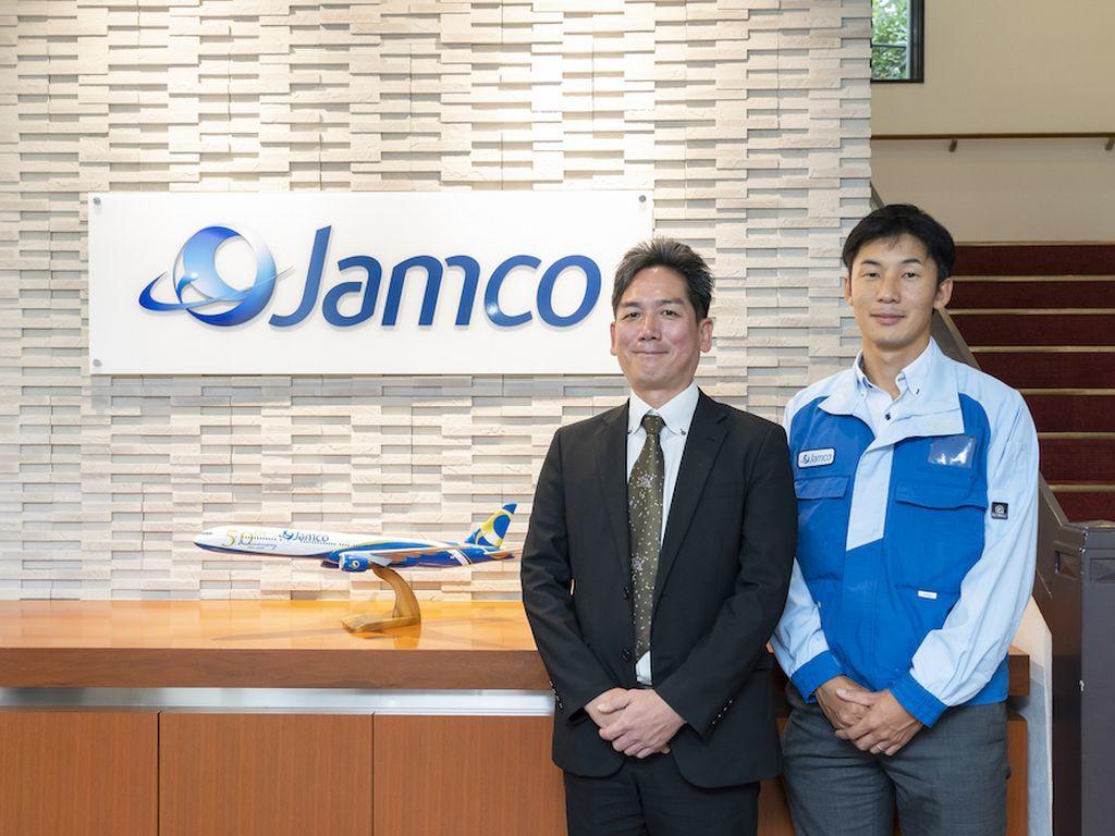 航空機内装品メーカーのPLM導入事例(株式会社ジャムコ)(一覧用サムネイル画像)